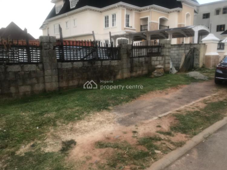 1300sqm Land, Maitama District, Abuja, Residential Land for Sale