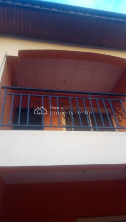 Newly Built 2 Bedrooms Flat Ensuite, Off College Road, Ogba, Ikeja, Lagos, Flat for Rent