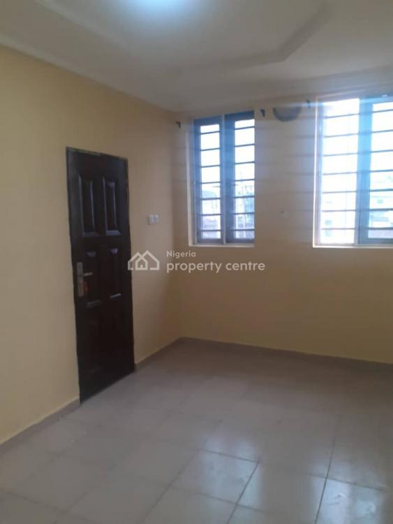 Newly Built 3 Bedroom Flat., Todake Estate, Ifako, Gbagada, Lagos, Flat for Rent
