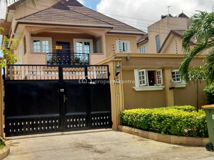 6 Bedrooms Fully Detached House with 3 Massive Living Rooms, Off Admiralty Way, Lekki Phase 1, Lekki, Lagos, Detached Duplex for Sale
