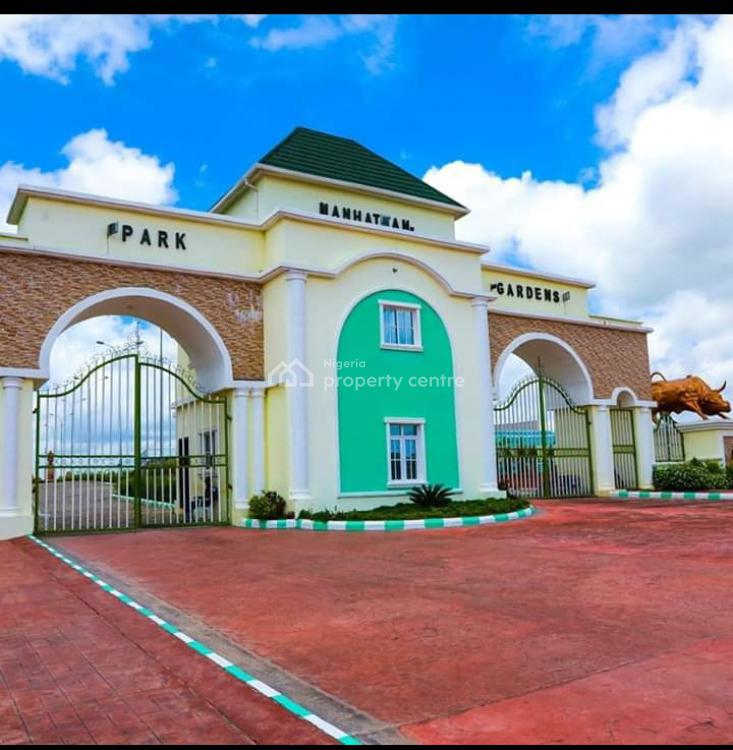 Suitable Land in a Good Location, Manhattan Park and Gardens Uke, Keffi, Nasarawa, Mixed-use Land for Sale