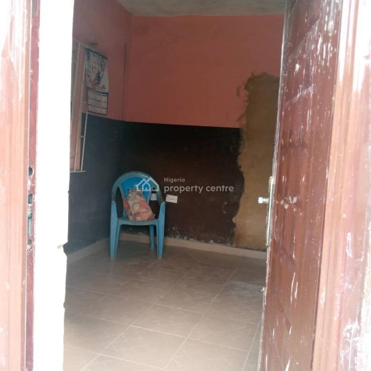 Decent Mini-flat with Excellent Facilities, Cake Street, Obawole, Ifako-ijaiye, Lagos, Mini Flat for Rent