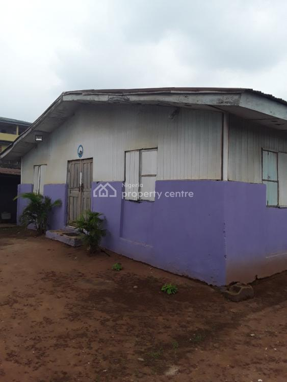 a Hall and 2 Bedrooms Setback on a Full Plot of Land, Close to Igando Police Station, Igando, Ikotun, Lagos, House for Sale