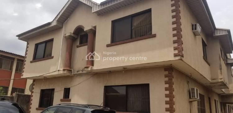 Decent Block of 4 Flats of 3 Bedrooms, Abesan, Ipaja, Lagos, Block of Flats for Sale