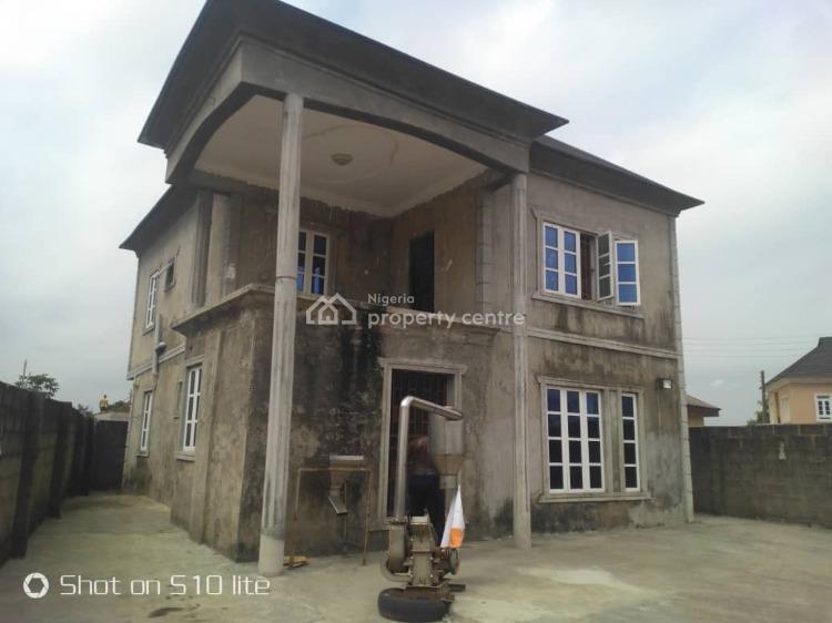 4 Bedroom Duplex, 17,toyosi Street,  Valley View Estate, Ebute, Ikorodu, Lagos, Detached Duplex for Sale