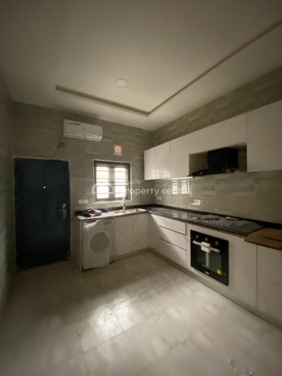 Brand New 4 Bedroom Terrace Duplex with B. Q, Victoria Island (vi), Lagos, Terraced Duplex for Sale