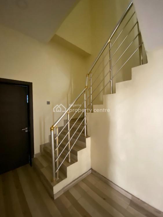 Well Built 4 Bedroom Semi Detached Duplex with B. Q, Ologolo, Lekki, Lagos, Semi-detached Duplex for Sale