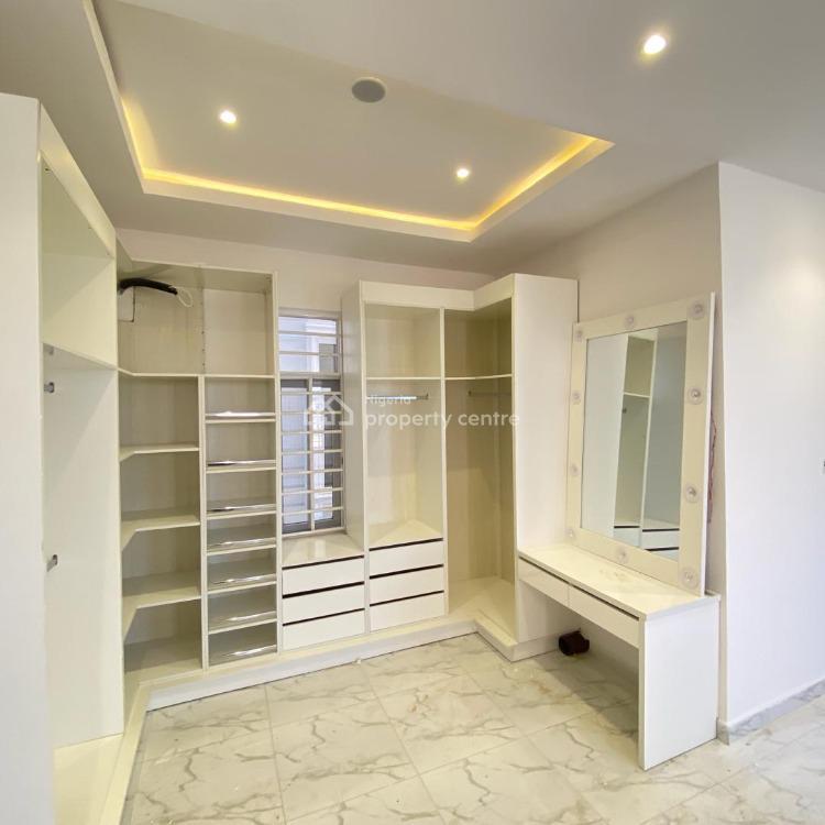 Tastefully Finished 5 Bedroom Fully Detached Duplex with Bq Available, Lekk Palm City, Lekki, Lagos, Detached Duplex for Sale