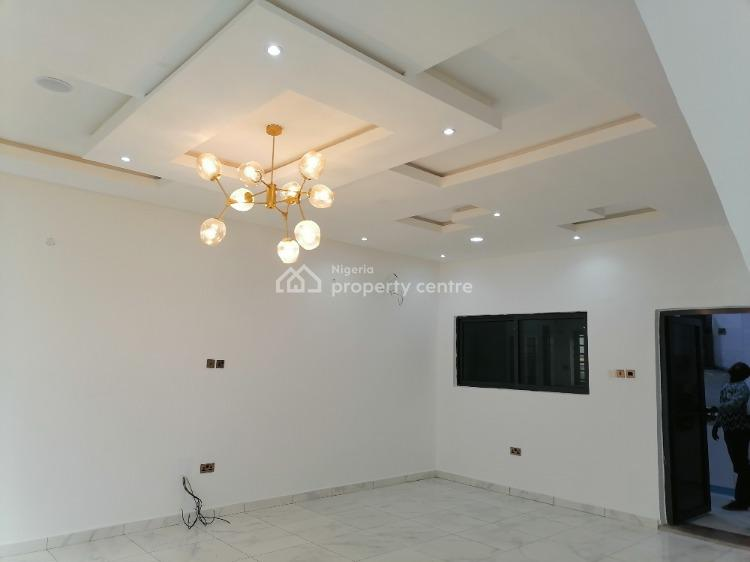 Luxury 4 Bedroom Townhouse with 1 Room B/q, Off Freedom Way, Ikate, Lekki, Lagos, Terraced Duplex for Sale
