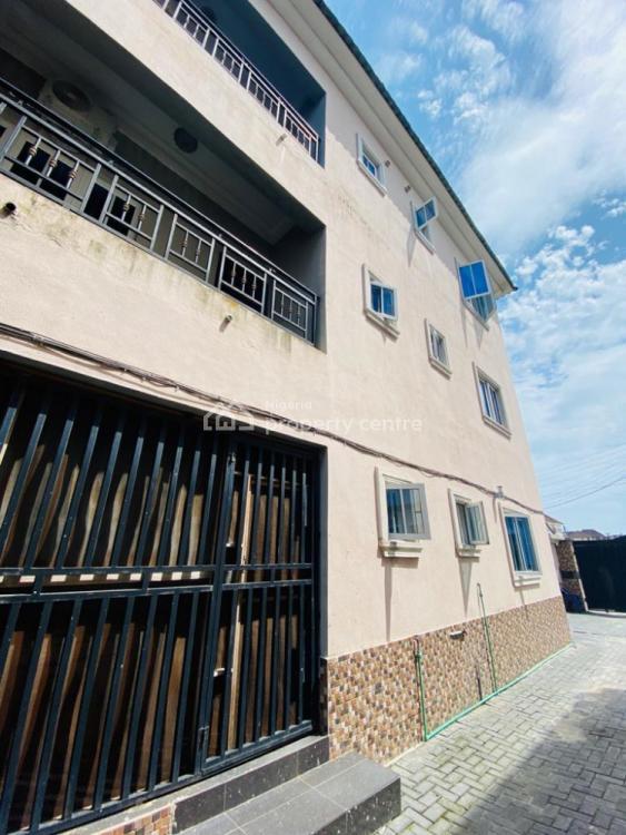 3 Bedroom Flat, Osapa London, Osapa, Lekki, Lagos, Flat for Rent