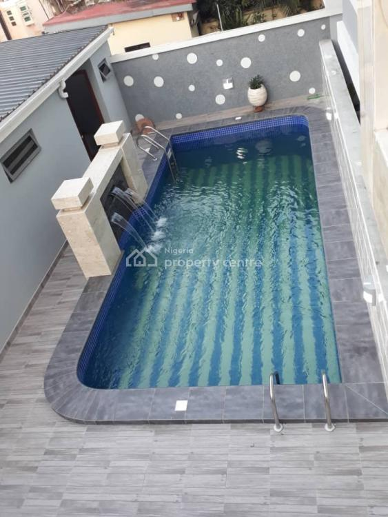 Luxurious 4 Bedroom Italian Finished Terrace House with Bq, Off Alexander Road, Old Ikoyi, Ikoyi, Lagos, Terraced Duplex for Sale
