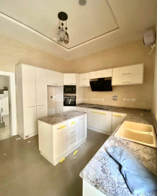 Finished 4 Bedroom Semi-detached Duplex with Bq, Ikota, Lekki, Lagos, Semi-detached Duplex for Sale