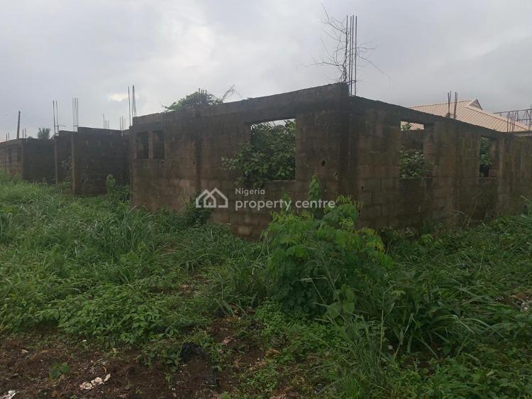 Solid 2 Unit of 3 Bedroom Flat, Kole Street, Eruwen Area, Erunwen, Ikorodu, Lagos, House for Sale