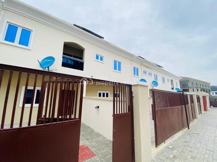 4 Bedroom Semi Detached Duplex with Bq, Oral Estate, Ikota, Lekki, Lagos, Semi-detached Duplex for Rent