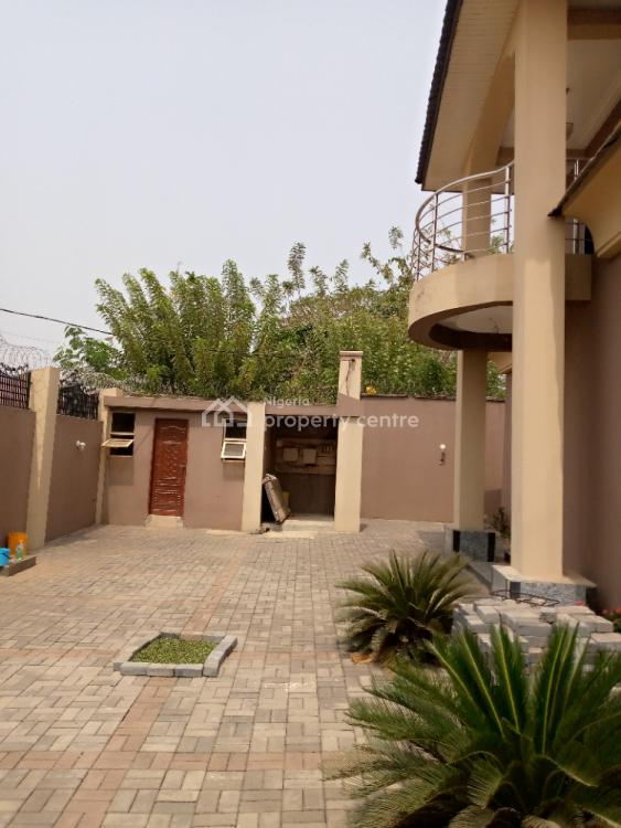 Luxury Newly Built 4 Bedroom Duplex + a Room Bq in a Nice Neighborhood, Joy Street, Progress Estate, Near Akuru Complex, Akuru, Akala Express, Challenge, Ibadan, Oyo, Detached Duplex for Sale