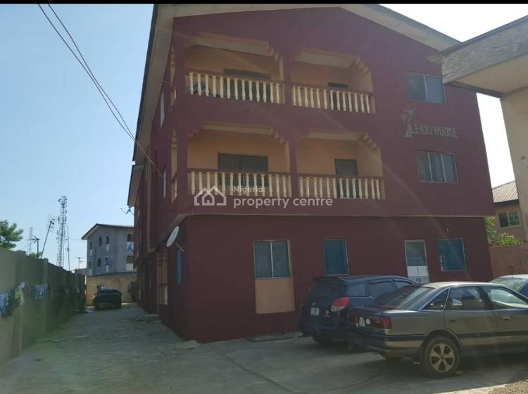 3 Units of 2 Bedroom Flats and Room and Parlour Self Contain, Benson Bus Stop, Back of Access Bank, Ikorodu, Lagos, Block of Flats for Sale