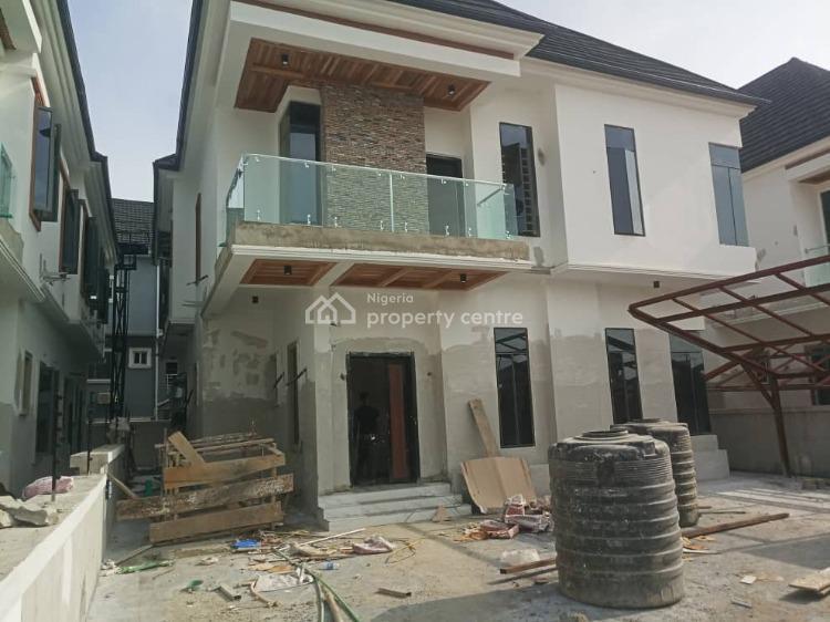 Luxury 5 Bedroom Fully Detached Duplex +bq(top-notch), Tmt Court, Close to 2nd Toll Gate, Ikota, Lekki, Lagos, Detached Duplex for Sale