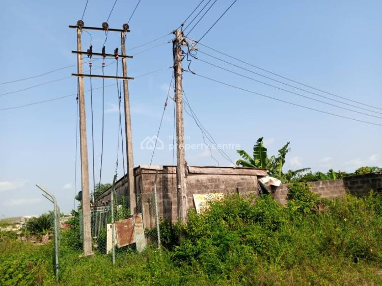 a Plot of Land with C of O, Royban Street, Harmony Estates Bayeku, Igbogbo, Ikorodu, Lagos, Residential Land for Sale