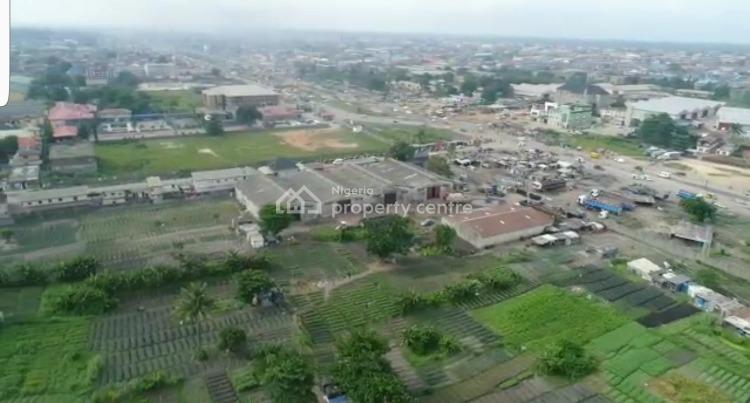 50 Acres of Fenced and Gated Prime Land, Badagry, Lagos, Mixed-use Land for Sale