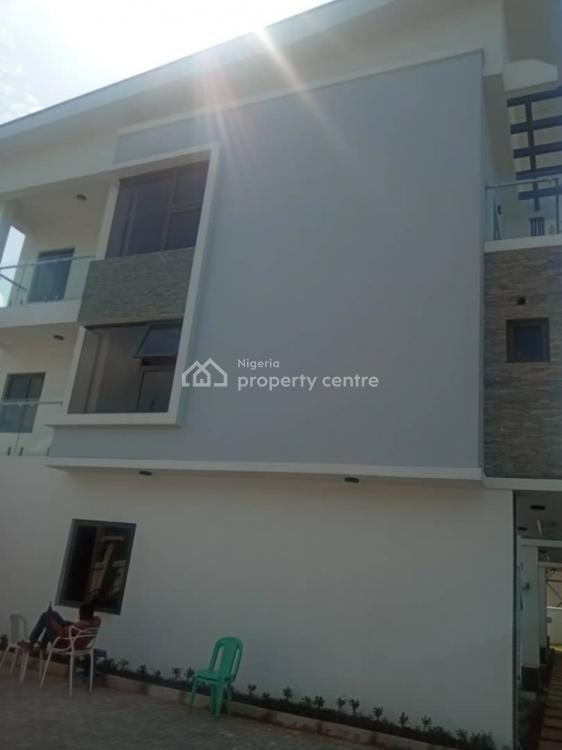 4 Bedroom Serviced Terraced Duplex with Bq, Phase 1, Osborne, Ikoyi, Lagos, Terraced Duplex for Sale