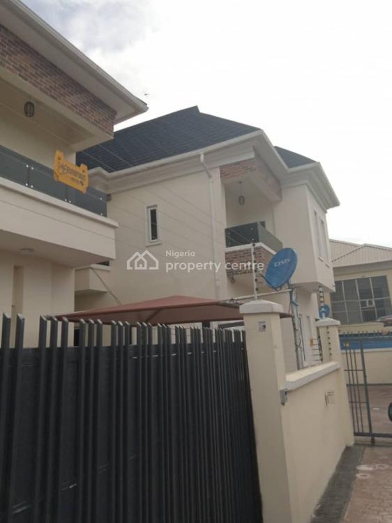 5 Bedrooms Fully Detached Duplex with Bq, Ikota, Lekki, Lagos, Detached Duplex for Sale