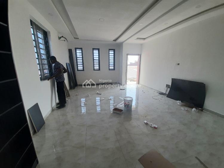 Newly Built 4 Bedroom Semi Detached Duplex with Bq, By Salem Bus Stop, Ikate Elegushi, Lekki, Lagos, Semi-detached Duplex for Sale