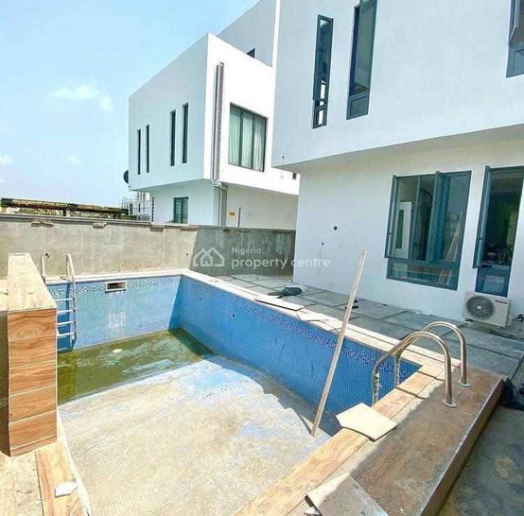 5 Bedroom Detached House, Pinnock Beach Estate, Osapa, Lekki, Lagos, Detached Duplex for Sale