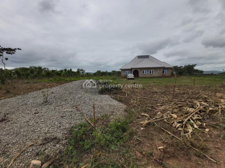Well Located Dry Residential Land Measuring 800sqm, Kurudu, Abuja, Residential Land for Sale