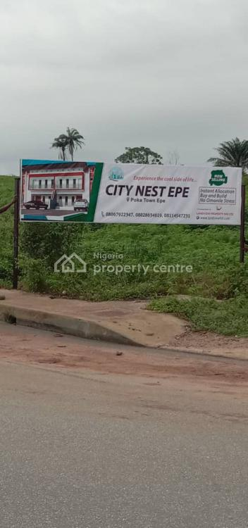 Well Proposed and Defined Land  Available, Poka Epe., Epe, Lagos, Residential Land for Sale