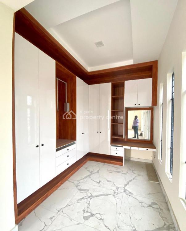 Newly Built 5 Bedroom Duplex, Osapa, Lekki, Lagos, Detached Duplex for Sale