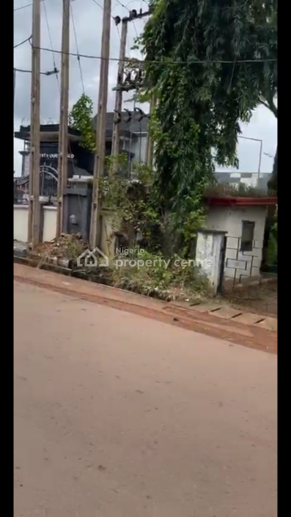 3556sqm Plot of Land, Opposite Cubana Club, Independence Layout, Enugu, Enugu, Mixed-use Land for Sale