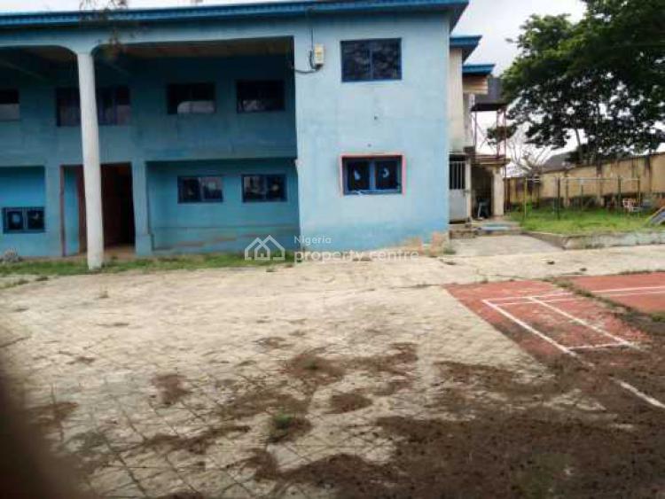 School with 2 Plot of Land, Ifako-ijaye Obawole, Ogba, Ikeja, Lagos, School for Sale