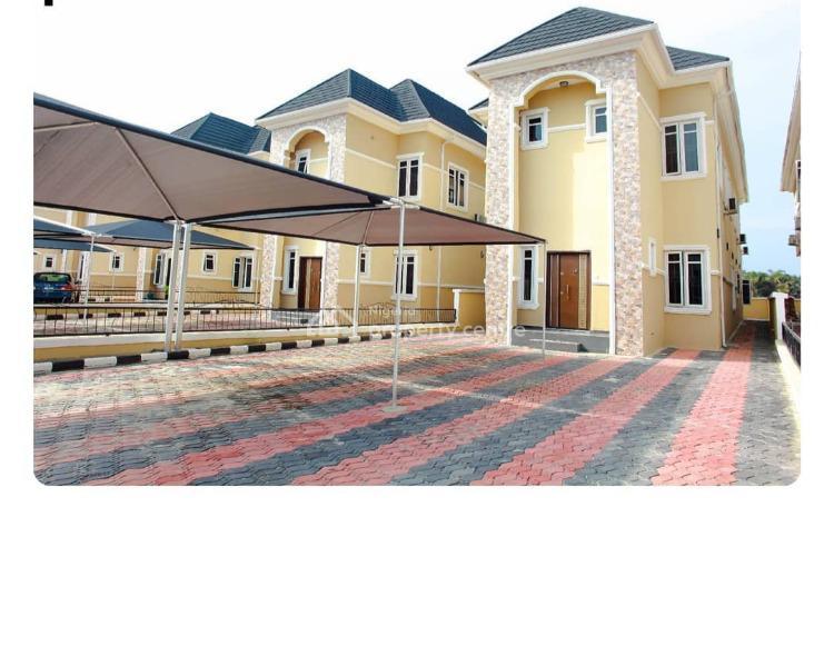 4 Bedroom  Detached Duplex, County Homes, Ikota, Lekki, Lagos, Detached Duplex for Sale