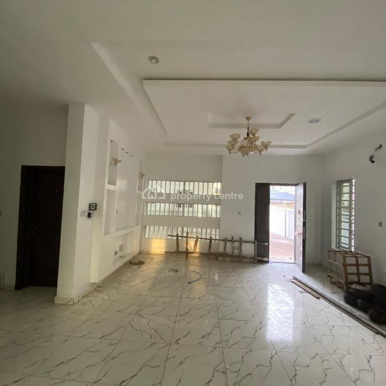 Luxury Built Four Bedroom Semi Detached with Bq with Solar Power, Ologolo, Lekki, Lagos, Semi-detached Duplex for Sale