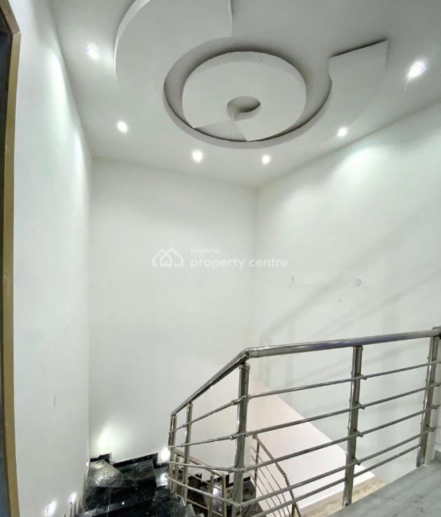 4 Bedroom Semi Detached Duplex with Bq, Osapa, Lekki, Lagos, Semi-detached Duplex for Sale