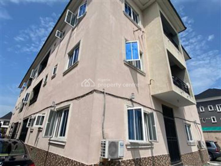 Newly Completed 3 Bedroom Flat, Osapa London, Osapa, Lekki, Lagos, Flat for Rent
