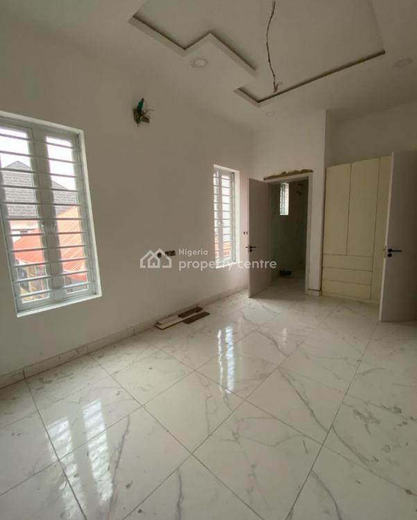 Newly Built 5 Bedroom Fully Detached House with a Bq, Osapa, Lekki, Lagos, Detached Duplex for Sale