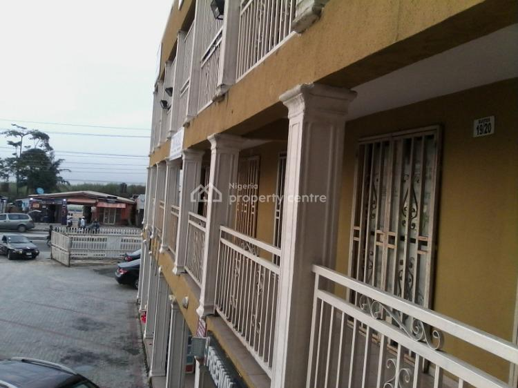 Double Shops with Ensuite Toilet Available (ground Floor), Ajah, Lagos, Plaza / Complex / Mall for Rent