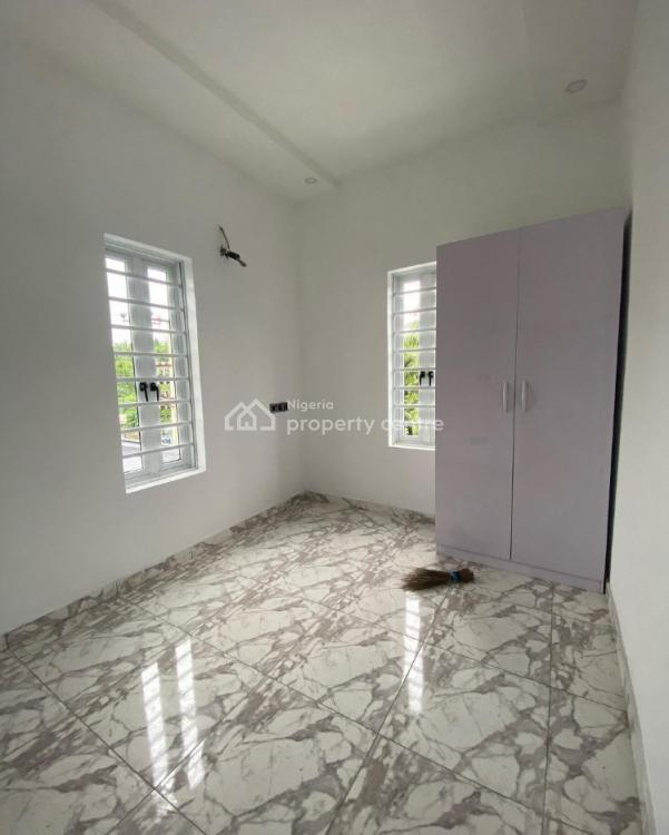 Newly Built 4 Bedroom Semi Detached Duplex with a Bq, Lekki, Lagos, Semi-detached Duplex for Sale