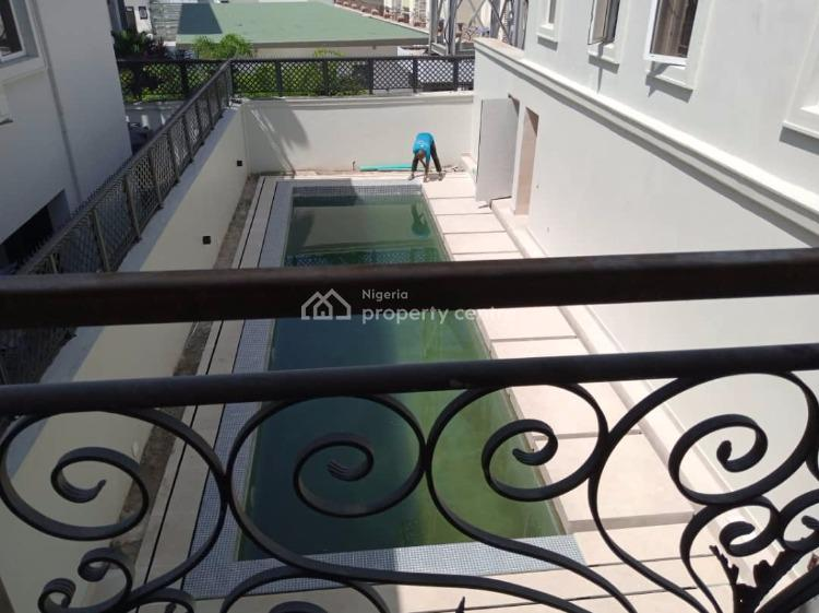 New Classic 5 Bedrooms Fully Detached Duplex with Swimming Pool, Banana Island, Ikoyi, Lagos, Detached Duplex for Sale