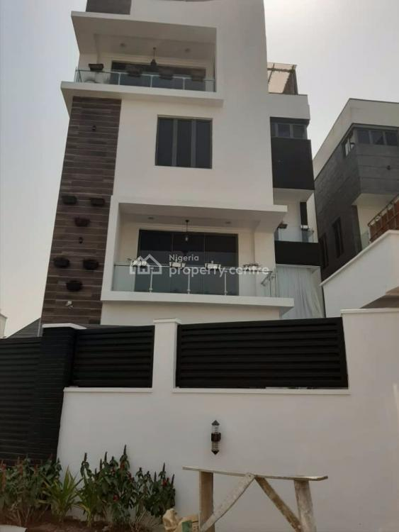 Super Luxury 4 Bedrooms Fully Detached with State-of-the-art Facilitie, Banana Island, Ikoyi, Lagos, Detached Duplex for Sale