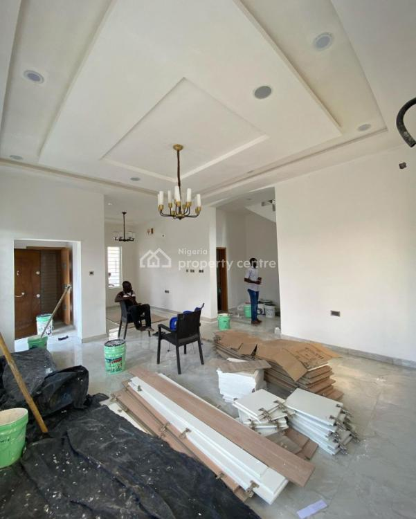 Newly Built 5 Bedroom Detached House with a Bq, Vgc, Lekki, Lagos, Detached Duplex for Sale