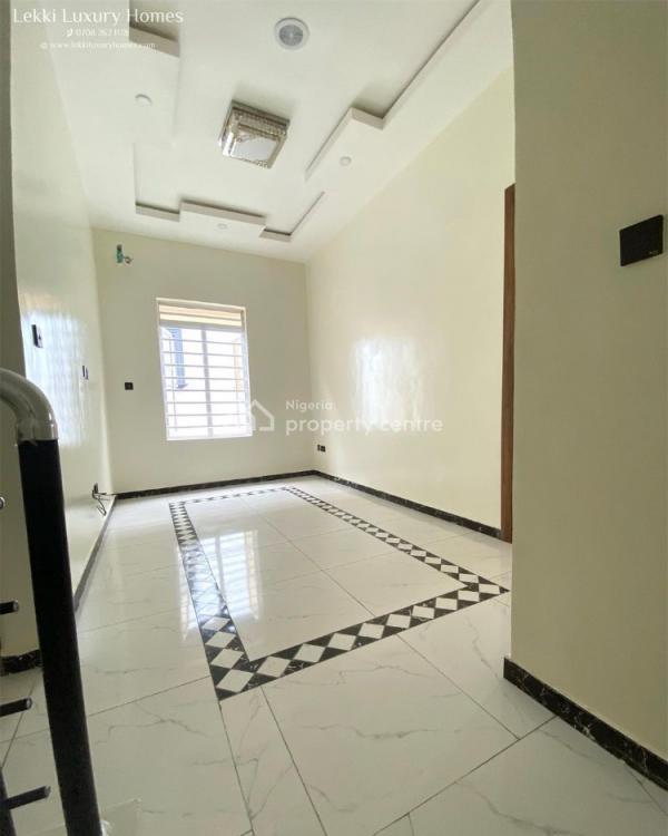 New Listing  Newly Built 4 Bedroom Semi Detached Duplex with B.q , Lekki, Lagos, Semi-detached Duplex for Sale