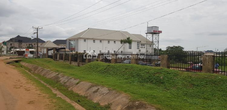 3400sqm Filling Station Land with C of O, Beside Nnpc Filling Station, Before American Intl School, Durumi, Abuja, Commercial Land for Sale