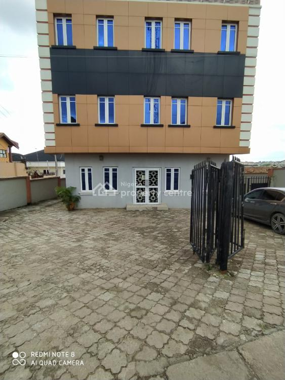Beautiful Open Space for Office Use with 2 Toilet and 1 Bath, Back of Total Filling Station, Oregun, Ikeja, Lagos, Office Space for Rent