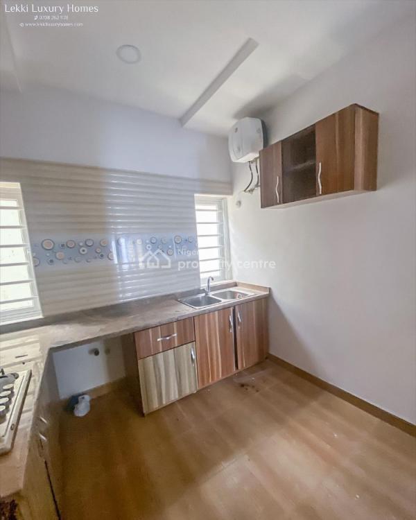 Newly Built 4 Bedroom Semi Detached Duplex with B.q, Ikota, Lekki, Lagos, Semi-detached Duplex for Sale
