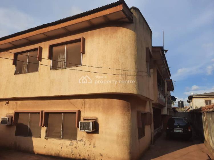 4 Units of 3 Bedroom Flats, Unity Estate, Egbeda, Alimosho, Lagos, Block of Flats for Sale