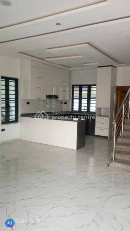 Lovely Newly Built 4 Bedroom Duplex, Agungi, Lekki, Lagos, Terraced Duplex for Sale