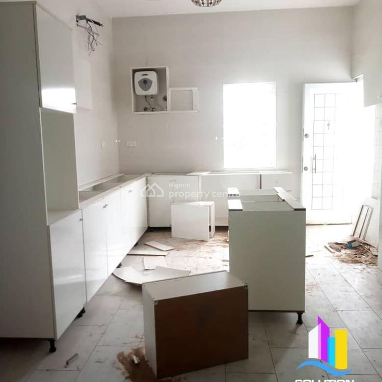 Newly Built All White 5 Bedroom Semi Detached Duplex, Sangotedo, Ajah, Lagos, Semi-detached Duplex for Sale