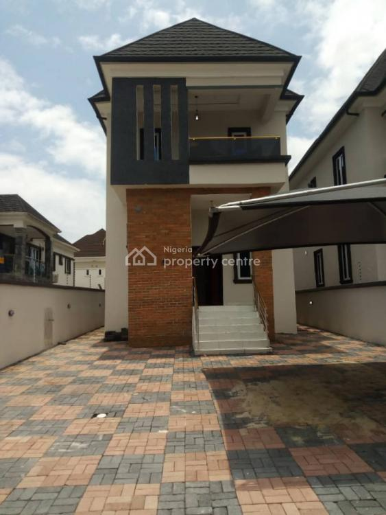 Perfect Architectural Finished 4 Bedroom Detached Duplex with Bq, Ado, Ajah, Lagos, Detached Duplex for Sale